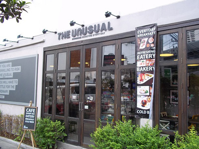 The Unusual Restaurant